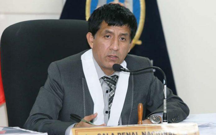 Richard Concepción Carhuancho - Ideeleradio - Foto-Poder Judicial