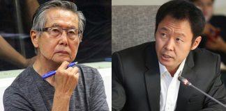 Alberto Fujimori - Kenji Fujimori 2 - Foto - Congreso - Poder-Judicial