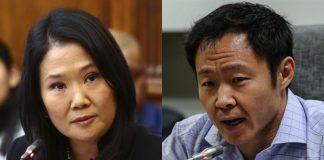 Keiko Fujimori - Kenji Fujimori - Foto: Congreso
