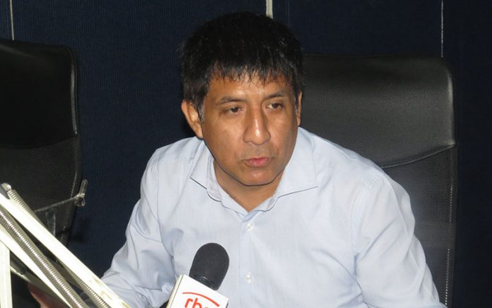 Richard Concepción Carhuancho - Ideeleradio
