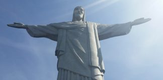 Brasil - Cristo de Corcovado
