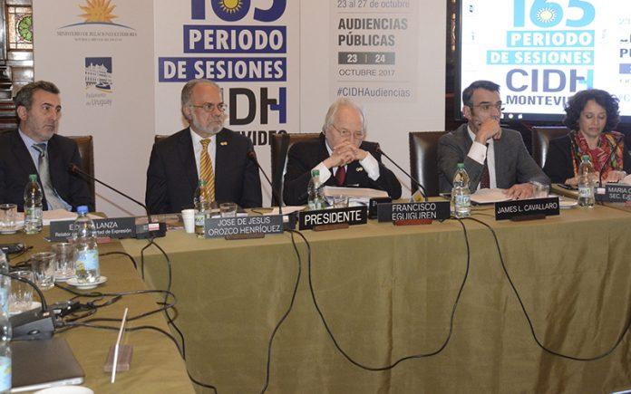Comisión Interamericana de Derechos Humanos - Foto: CIDH