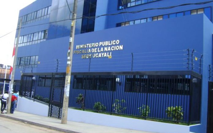 Fiscalía de Ucayali - Foto: Ministerio Público