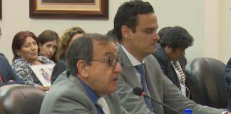 Luis Ernesto Vargas - Paulo Abrao (CIDH) Foto: Corte IDH