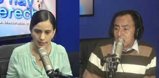 Verónika Mendoza - Gregorio Santos - Ideeleradio