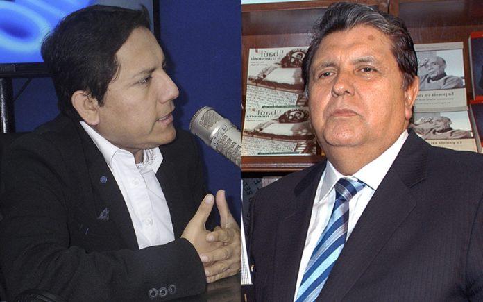 Elías Rodríguez - Alan García - Ideeleradio