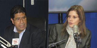 Javier Barreda - Mercedes Aráoz - Ideeleradio