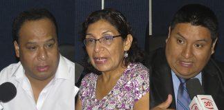 Juan José Quispe - Gloria Cano - Hernán Barrenechea - Ideeleradio