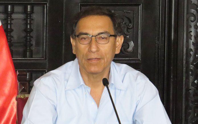 Martín Vizcarra - Foto: Ideeleradio
