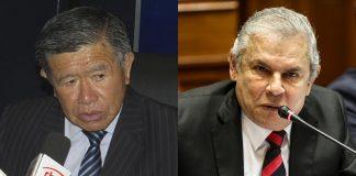 Nelson Chui - Luis Castañeda - Foto: Congreso