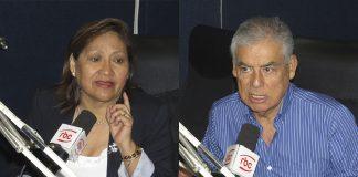 Ana María Choquehuanca - César Villanueva - Ideeleradio