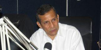 Ollanta Humala - Ideeleradio