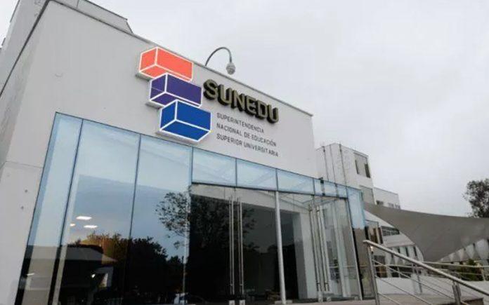 Sunedu - Foto Institucional