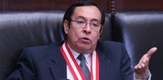 Víctor Prado Saldarriaga - Ideeleradio - Foto: Poder Judicial
