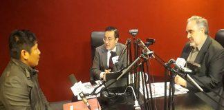 Carlos Hoyos - Luis Enrique Eguren - Ideeleradio