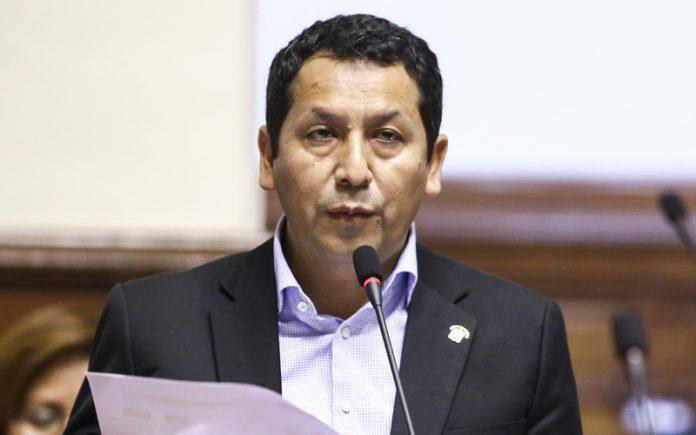 Clemente Flores - Foto: Congreso
