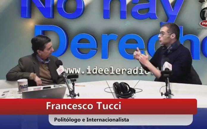 Franceso Tucci - Ideeleradio