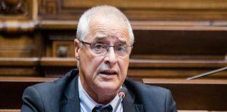 Roberto Chiazzaro - Foto: Departamento de Fotografía del Parlamento del Uruguay