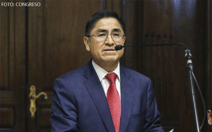 César Hinostroza - Foto: Congreso