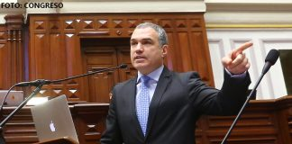Salvador del Solar - Foto: Congreso