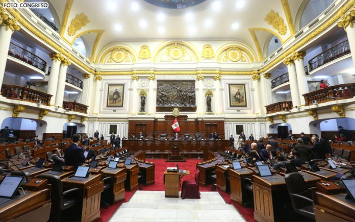 Congreso del Perú - Foto: Congreso