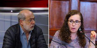 Daniel Abugattás - Rosa Bartra - Foto: Congreso