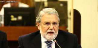 Ernesto Blume - Foto: Congreso