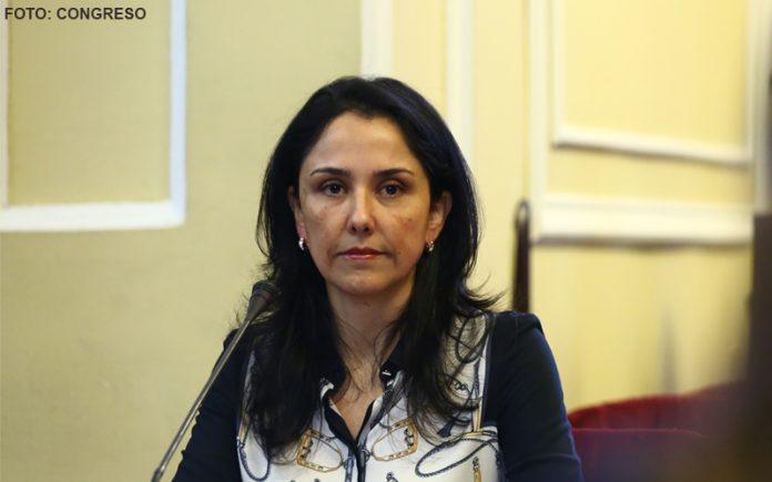 Nadine Heredia - Foto: Congreso