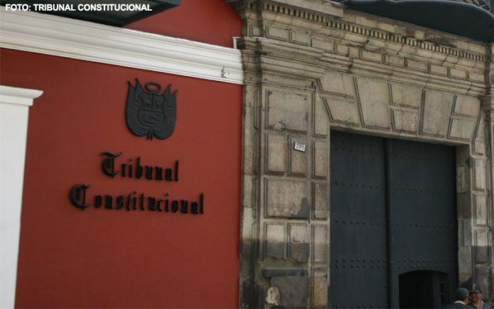Tribunal Constitucional - Foto: TC