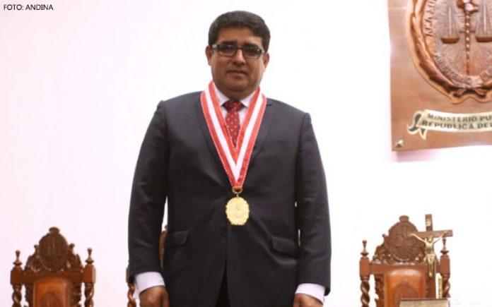 Víctor Raúl Rodríguez Monteza - Foto-Andina