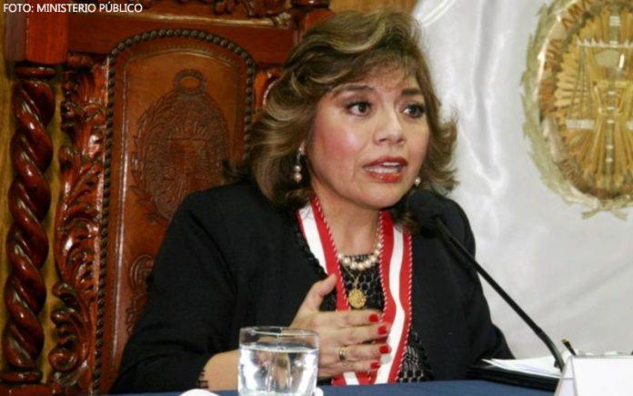 Zoraida Ávalos - Foto: Ministerio Público