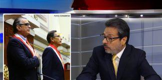 Antonio Maldonado - Pedro Olaechea - Martín Vizcarra - Foto: Congreso