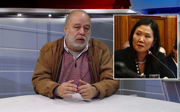 Carlos Monge - Keiko Fujimori - Foto: Congreso