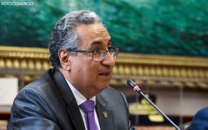 José Luis Lecaros - Foto: Congreso