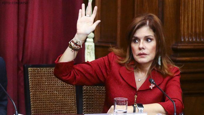 Mercedes Aráoz - Foto: Congreso
