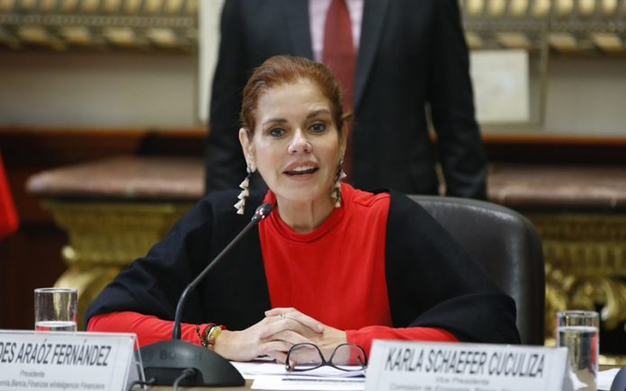 Mercedes Aráoz - Foto: Congreso 3