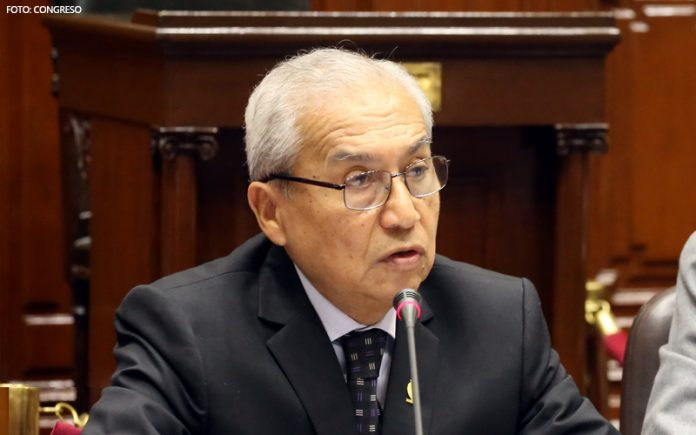 Pedro Chávarry - Foto: Congreso
