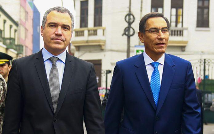 Salvador del Solar - Martín Vizcarra - Foto-Congreso