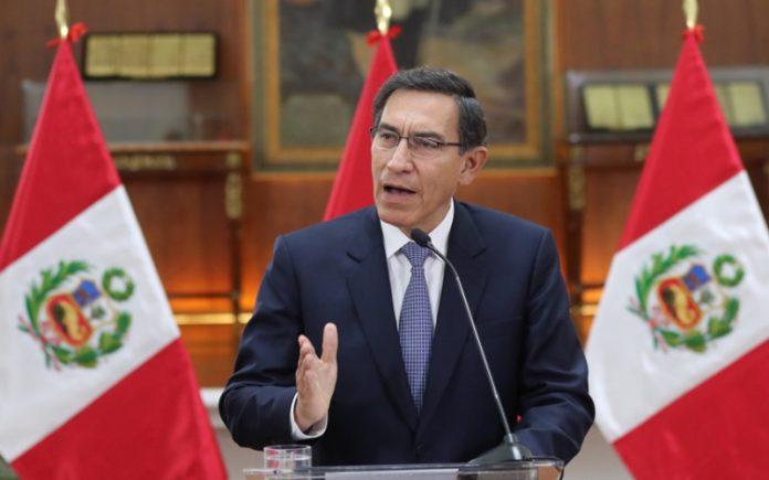 Martín Vizcarra - Foto: Presidencia