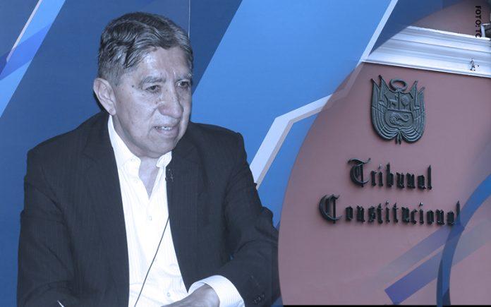 Avelino Guillén - Tribunal Constitucional (Foto: TC)