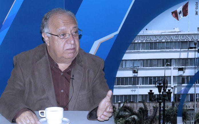 Fernando Tuesta - Jurado Nacional de Elecciones (Foto: JNE)