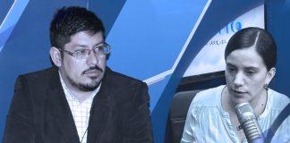 José Alejandro Godoy - Verónika Mendoza - Ideeleradio