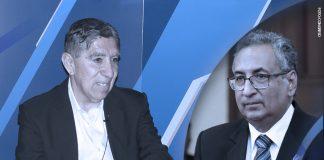 Avelino Guillén - José Lecaros (Foto: Congreso)