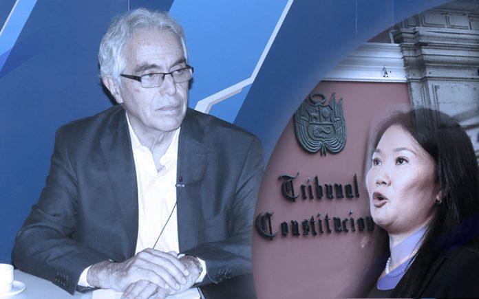 Diego García Sayán - Tribunal Constitucional - Keiko Fujimori (Foto: Congreso)