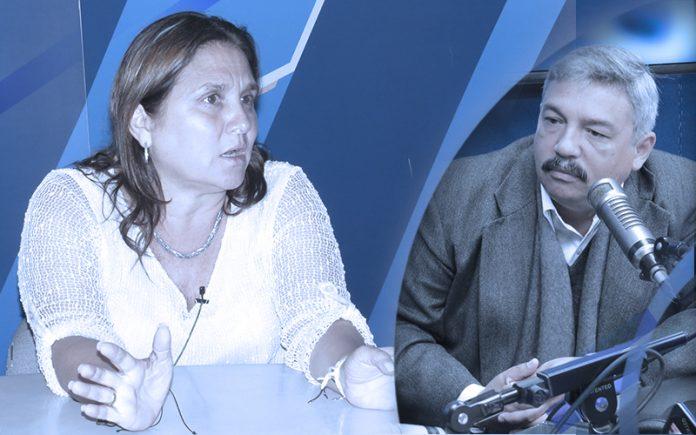 Marisol Pérez Tello - Alberto Beingolea - Ideeleradio