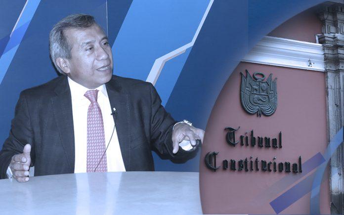 Samuel Abad -Tribunal Constitucional