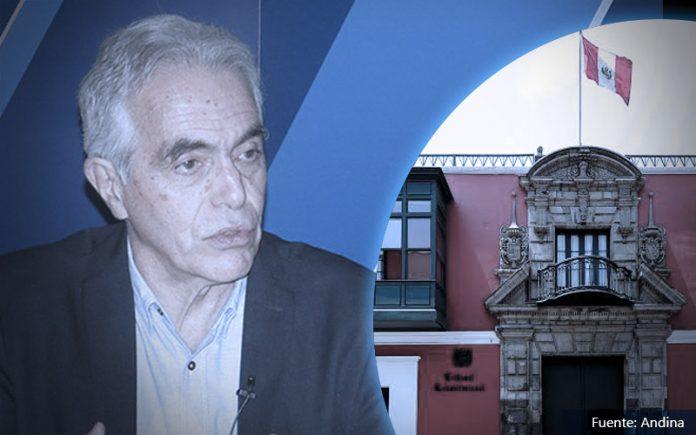 Diego García-Sayán - Tribunal Constitucional