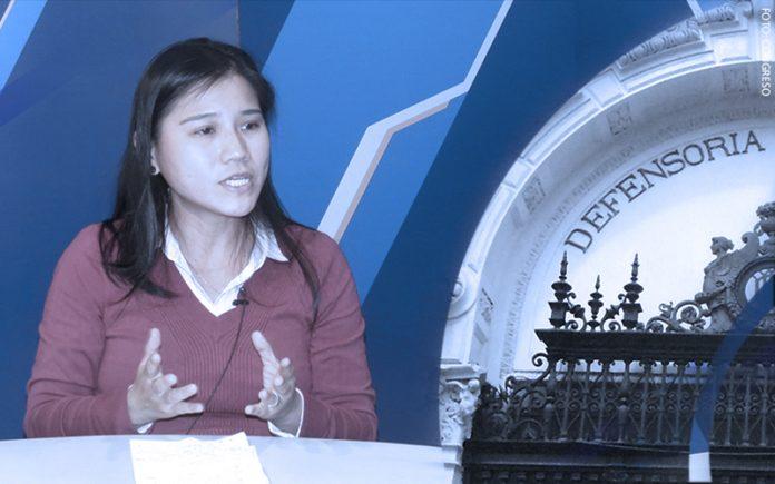 Lily Ku - Defensoría del Pueblo