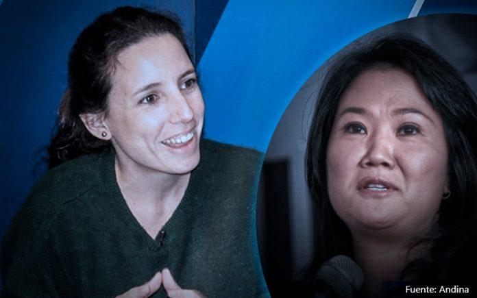 María Alejandra Campos y Keiko Fujimori - Ideeleradio