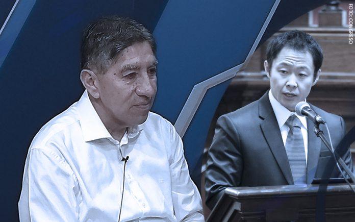 Avelino Guillén - Kenji Fujimori (Foto-Congreso)